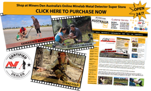 Buy from Miners Den Australia Online